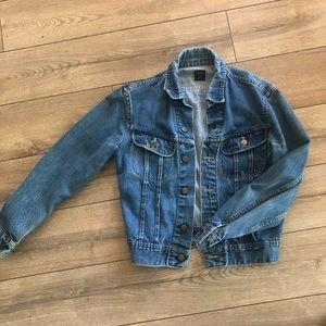 Vintage Lee's denim jacket